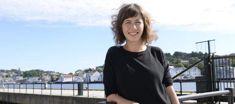 FORSKER PÅ POLSKE KVINNER I NORGE: Det bor 2.000 polakker i Kristiansund. Nå har Agata Kochaniewicz intervjuet ti kvinner om hvordan det er å være i Norge.