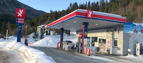 KONKURRANSEDYKTIG PRIS: Med en pumpepris på diesel på kr  14,49 og med en tilleggsrabatt gjennom Coop-kortet på 55 ør blir den faktiske prisen på en liter diesel kr 13,94.