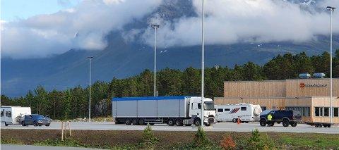 Statens vegvesen har avholdt trafikkontroll over to dager på E6 Stormyra.
