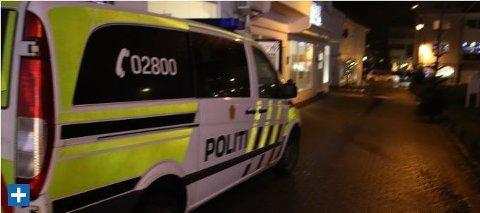 MISTENKT: Politiet har en mistenkt etter bilinbruddene i Flekkefjord tirsdag ettermiddag.