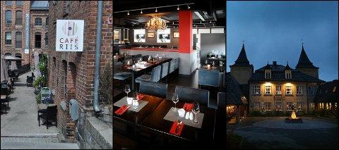 LENGE SIDEN: Mange populære spisesteder i Moss, deriblant Cafe Riis, Ming og Hotell Refsnes God ble ikke kontrollert av Mattilsynets smilefjes-kontrollører i fjor.