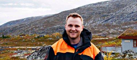 Daglig leder og fjelloppsyn Bjørn Sæther i Sunndal fjellstyre.