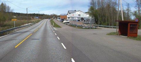 BEHOLDER NAVNET: Bispeveien heter det samme i Tønsberg og Re. Den beholder navnet også etter sammenslåingen i 2020 fordi den strekker seg gjennom begge kommunene. Det samme gjelder Fresteveien, Ramnesveien og Taranrødveien.