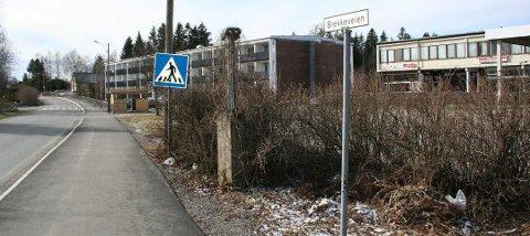 FORESLÅR RINGVEI: Fredrik Ystehede ønsker ikke å legge om Brekkeveien, men må utvide undergangen ved Furuveien for å skape en ringvei syd for Ås sentrum.
