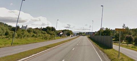 19 bilister kjørte for fort på Hunstad.