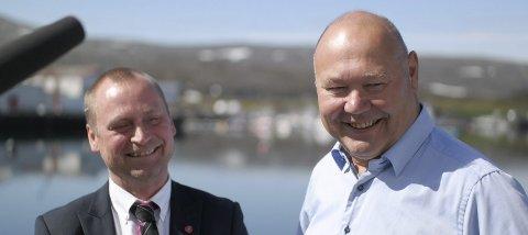 """FALT I SMAK: Opplegget for """"Mehamn-kvota"""" som statssekretær Ronny Berg la fram tirsdag, falt i smak hos styreleder Jørn-Gunnar Jacobsen i Finnmark Fisk."""