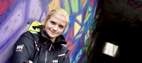 Filmaktuell: Ida Husøy (19) fra Heidal er nok en gang aktuell i en ny «Børning»-film, den kanskje mest storslåtte i rekken, ifølge henne selv.