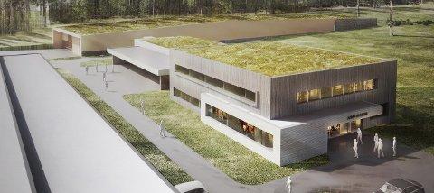 MAGASIN: Anno dokumentasjonssenter og magasin skal sørge for sikker oppbevaring av 170.000 museumnsgjenstander.