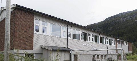 Til salgs: Dalsgrenda skole er ett av byggene Rana kommune vurderer å selge for å kutte driftsutgifter. Foto: Vegard Anders Skorpen