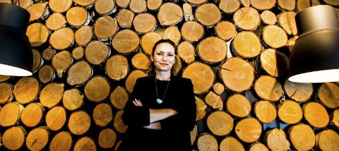 I ti år har Rikke Komissar vært leder for Akershus kunstsenter.