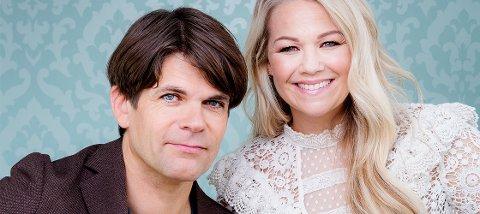 Maria Haukaas Mittet og Lars Bremnes skal holde en felles konsert på Sola kulturhus i september.