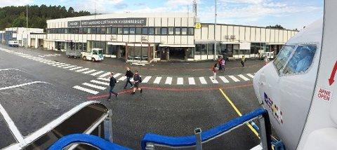 SAS åpner for flere avganger mellom Kristiansund og Oslo