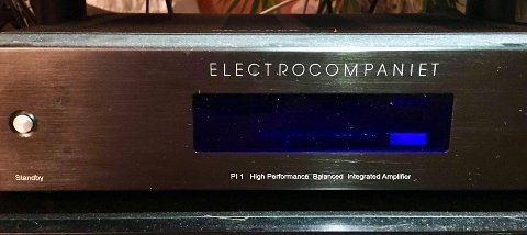 IKONISK: Merkevaren Electrocompaniet er kjent av musikkelskere over hele verden.