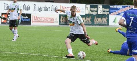 NY TRENER: Ole Petter Berget får frode Lafton som ny sjef i HBK.