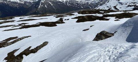 På grunn av mildvær og stor snøsmelting er det stor fare for at elver og bekker går opp.