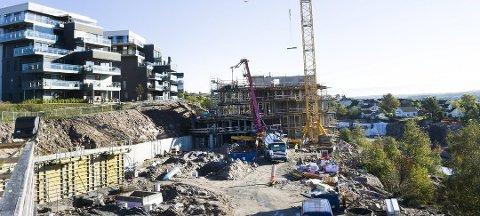 Kostbart: Utbyggingen på Bryggerifjellet er ett av prosjektene hvor det ble utbetalt momsrefusjon.