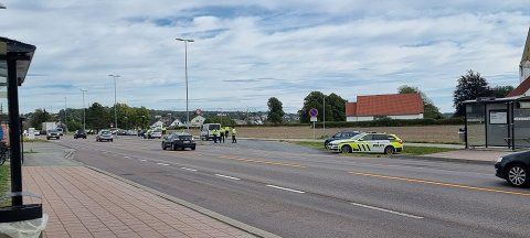 Mange sjåfører ble vinket inn til siden da politiet hadde kontroll på Rolvsøy tirsdag.