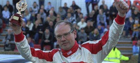 VANT: Lars Morten Berntsen. Foto: Rune Johannesen.