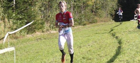 NM: Magnus Svingheim var lokalt innslag i NM.