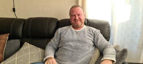 LEDER: Tor-André Skogland skal lede lokallaget inn mot stortingsvalget til høsten.