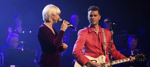 Konsert: Marian Aas Hansen, Zelimir Kulisic gjentar suksessen med Granmoen storband. Lørdag er det duket for en ny konsert.