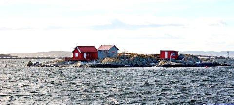 Ubbeskjær i Helgerofjorden