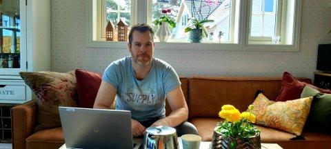 Permitterer IKKE ENNÅ: SFs daglige leder, Espen Bugge Pettersen, jobber hardt for å få klubben ut av denne situasjonen på best mulig måte.