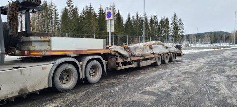 50 kjøretøy med kontrollert på Svinesund og Ørje tirsdag.