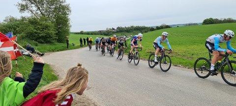 Danmark: Kristian Aasvold ble Team Coops beste med en sjetteplass på det tredje og avsluttende rittet i Campione Pinse Cup.