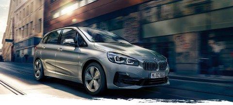Bildet er et illustrasjonsbilde av tilsvarende bil som er stjålet fra Frei.