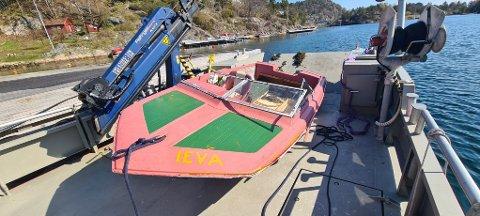 Drar du kjensel på denne båten, bør du skynde deg med å fortelle politiet at det er din.