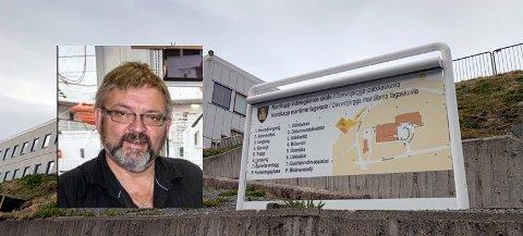 Styreleder i Nordkapp Maritime Fagskole i Finnmark, Per Åge Hansen, reagerer med skuffelse og vantro over forslaget som kommer fra fylkesråd for utdanning. - Det er på tide å rope et kraftig varsko over det som nå er i ferd med å skje, sier Hansen.