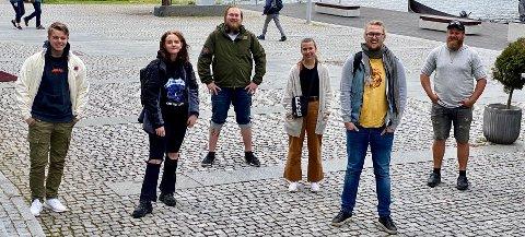 Ungdommens bispedømmeråd i Tunsberg, Den norske kirke