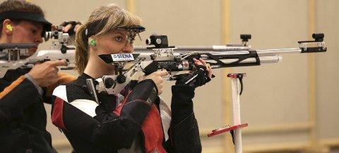 Klare mål: Malin Westerheim vet hva hun vil, og har lenge vært innstilt på å komme til OL. Torsdag ble hun tatt ut.