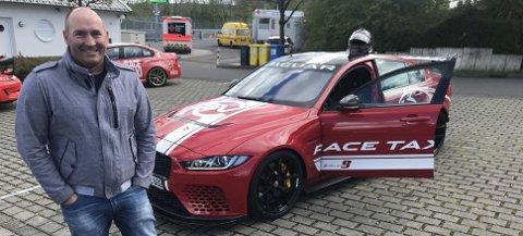 Gisle Brensdal har hatt noen turer til Nürburgring.
