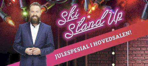 AVLYST: Ørjan Burøe og venner opptrer ikke i Rådhusteatret onsdag kveld likevel.