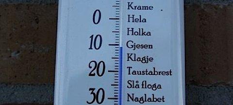 Kaldt på soladialekt