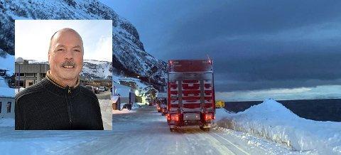 Torkjell Johnsen i Statens Vegvesen, svarer på noe av kritikken som er kommet etter at veiene har vært stengt.