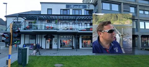 Bengt Markussen er en av eierne av Verftet.