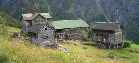 PRIS: Arbeidet med bevaring og istandsetting av fjellgården Ormelid i Luster har tidligere fått prisen.