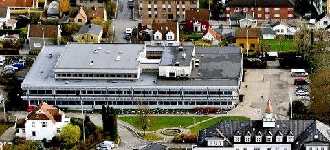 St. Olav videregående skole er en av skolene som har meldt seg på HjemJobbHjem.