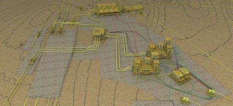 Dette er planene som skal gjennomføres på Ormen Lange-feltet.