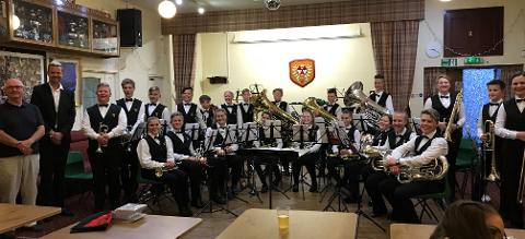 Skodvin skulemusikkorps tok førsteplassen i 2. divisjon under den enorme korpsfestivalen i Bergen i helga.