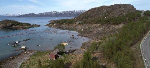 Jordskredet ved Kråknes i Alta fikk store konsekvenser.