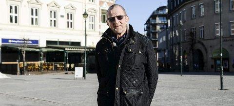 AKTIV ROTARIANER: Jon Erik Nygaard fra Hønefoss.