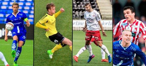 Alle de fire store Østfold-klubbene er i aksjon i cupens første runde. Vi viser alle lagene direkte på våre hjemmesider.