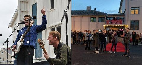 To festivaler i Nordkapp har søkt og fått støtte fra Troms og Finnmark Fylkeskommune.