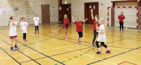 ÅPNER IGJEN: Mandag åpnes byens idrettshaller og gymsaler for koronatilpasset trening.