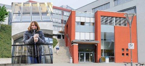 Kommuneoverlege Kjersti Gjøsund sier det er helseperspektivet som er årsaken til at Halden kommune ønsker å ha elevene på skolen- og ikke hjemmeskole på heltid.