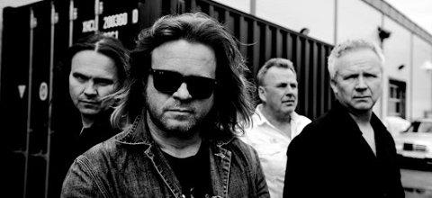 TIL TJUVHOLMEN: Return spiller på Tjuven Musikkfest i juli.